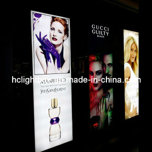 LED Backlit Photo Frame Light Box Display pictures & photos