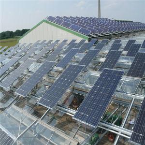 Pvsolver Flat Roof Solar Panel Mount Solar Power System Solar Kit