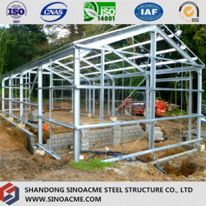 Prefabricated Light Steel Structure Building for House and Office pictures & photos