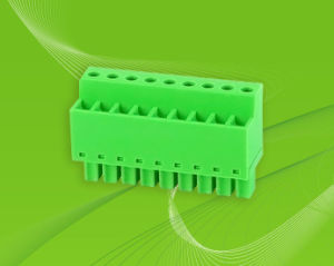 Pluggable Terminal Block for Wire to Board Connector pictures & photos