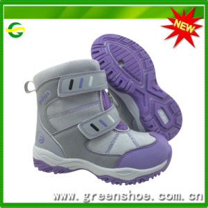Good Quality Fashion Kids Winter Snow Boots pictures & photos