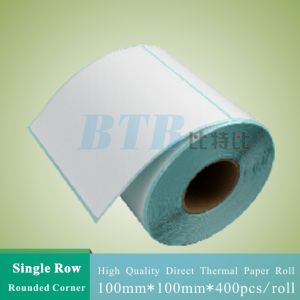 Wholesale Custom Direct Thermal Adhesive Printing Labels
