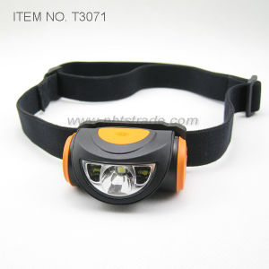 Micro USB Rechargeable Headlight (T3071) pictures & photos