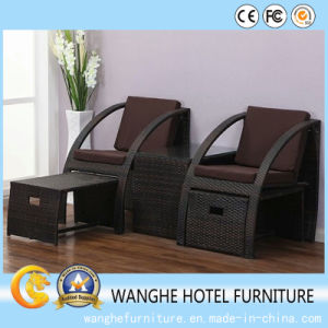 Living Room Furniture Used Leisure Rattan Furniture for Sale pictures & photos