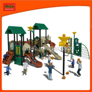 Train Heavy Duty Outdoor Playground (2279B) pictures & photos