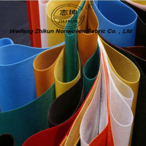 Anti-Pull PP Spunbonded Nonwoven Fabric pictures & photos
