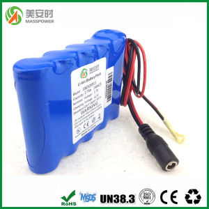 NCR 18650 Battery 3.7V 17000mAh pictures & photos