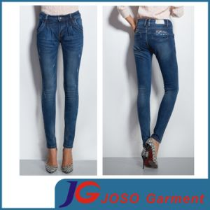 Women Stretch Skinny Leg Pants (JC1262) pictures & photos