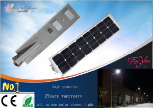 Complete 2 Years Warranty 40W LED Solar Street Lights Prices pictures & photos