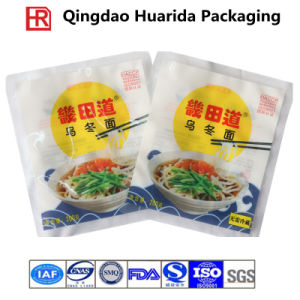 Plastic Frozen Food Pouch Food Packaging Bag with Colorful Printing pictures & photos
