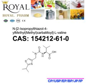 N-[2-Isopropylthiazol-4-Ylmethyl (Methyl) Carbamoyl]-L-Valine CAS: 154212-61-0, Mtv-III pictures & photos