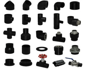 HDPE Pipe Fittings for Water Supply pictures & photos