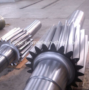 BV, SGS, ISO 9001: 2008 Certified Pinion Shafts pictures & photos