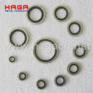 Rubber Metal Seals Dowty Washers Bonded Seals pictures & photos