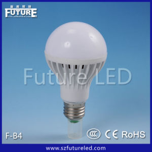2015 SMD2835 Plastic LED Bulbs, 3W E27/B22 LED Bulb (F-B1) pictures & photos