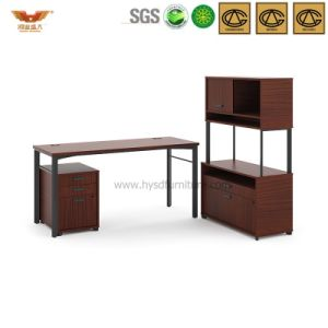 2017 New Style Modern L Shape Modular Executive Office Director Desk with Drawer Table Right Return (HYL317-1) pictures & photos