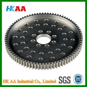 High Precision Stainless Steel/Brass Hub Mount Gear pictures & photos