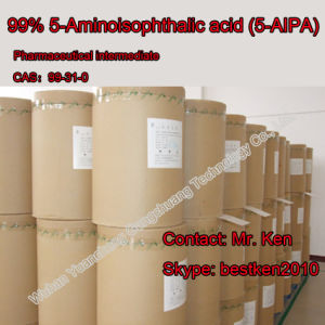 Highest Quality 99% Purity 5-Aminoisophthalic Acid CAS: 99-31-0 pictures & photos