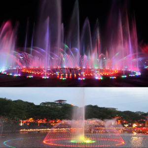 Musical Fountain in Lake (DF-100) pictures & photos