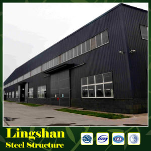 Prefabricated Steel Structure Warehouse /Steel Frame Houses pictures & photos