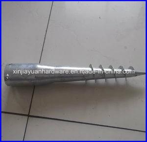 Screw Pole Anchor/ Ground Screw Pole Anchor/ Earth Anchor pictures & photos