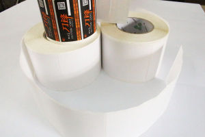 Pirnted Paper Adhesive Sticker PVC Self-Adhesive Label (Z028) pictures & photos