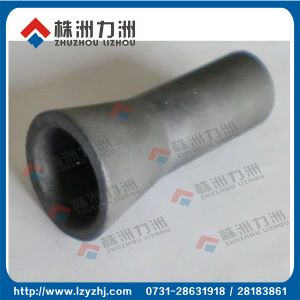 Tungsten Carbide Nozzle for Hot Pressing with Straight Bore