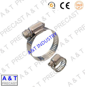 Own Factory Profession Manufactur Best Performance and Price Hose Clamp pictures & photos