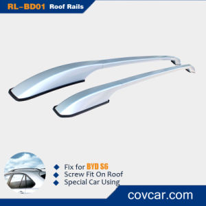 Byd Car Roof Rack Aluminum Special S6 Car Roof Rail