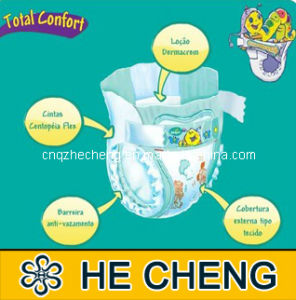 Cheap Disposable Baby Diapers Wholesalers in Quanzhou (F-NEO03) pictures & photos
