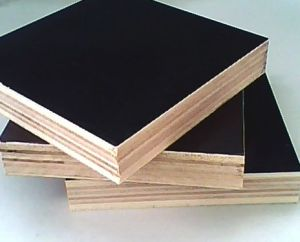 12mm Thick Waterproof Shuttering Plywood with Hardwood Core