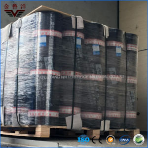 Self-Adhesive Sbs Modified Bitumious Waterproof Membrane, Bitumen Waterproof Membrane