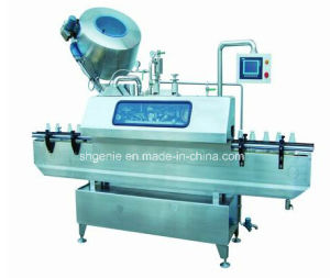 Jy-150b Twist-off Cap Vacuum Capping Machine for Bottle
