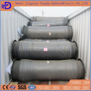 Large Diameter Flanged Suction Discharge Dredging Rubber Hose pictures & photos