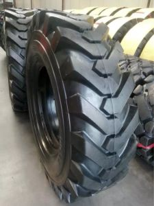 Loader OTR Tyre Skid Steer Industrial Tyre (10.5/80-18 16.9-24) pictures & photos
