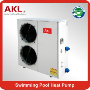 New Air to Water R410A Gas Heat Pump Swimming Pool Heater pictures & photos