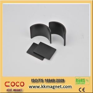 Arc Neodymium Permanent Magnets for pictures & photos