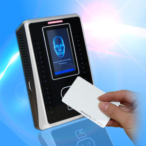 Biometric Facial Recognition Access Control with 3 Inch Touch Screen pictures & photos