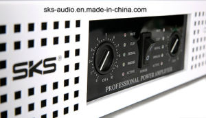 High Performance and Cost-Effective 2 Channels Power Amplifier pictures & photos