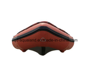 Aqualand 16feet 5m Inflatable Fishing Boat/Military Rescue Boat/Motor Boat (AQL-500) pictures & photos
