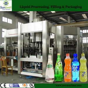 Pet Bottle Automatic Carbonated Drink Filling Machine pictures & photos