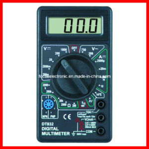 Digital Multimeter & Digital Meter Dt-830d pictures & photos