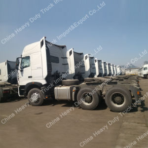 Sinotruk HOWO A7 6X4 420HP Tractor Truck for Trailer pictures & photos