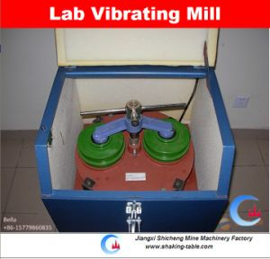 Vibratory Mill for Lab Mineral Sample Grinding, Lab Vibration Mill pictures & photos