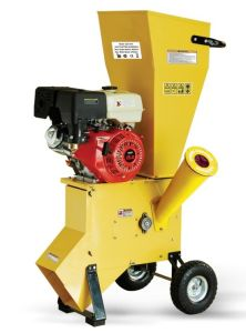 6.5HP Portable Wood Chipper Shredder 70mm pictures & photos