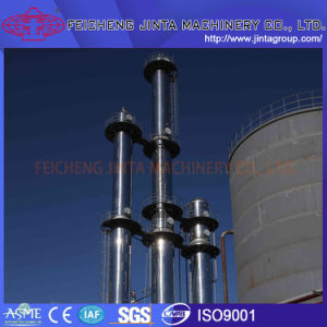 Alcohol/Ethanol Distillation Equipment Manufacturers Alcohol/Ethanol Distillation Column pictures & photos