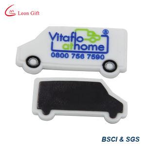 Hot Sale Promotion Gift Car Shape PVC Fridge Magnet (LM1779) pictures & photos