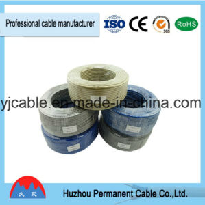 Category 5e Red De Cable UTP/FTP CCA/CCS/Bare Copper Armoured Network Cable pictures & photos