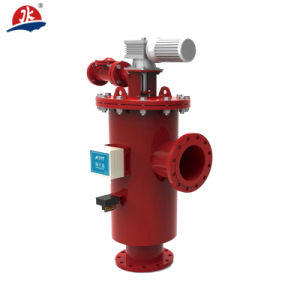 Motor Drive Brush Type Jka600 Series Self Cleaning Tank, Filter pictures & photos