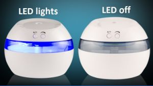 Ultrasonic LED Lights Electric Aroma Essential Oil Humidifier pictures & photos